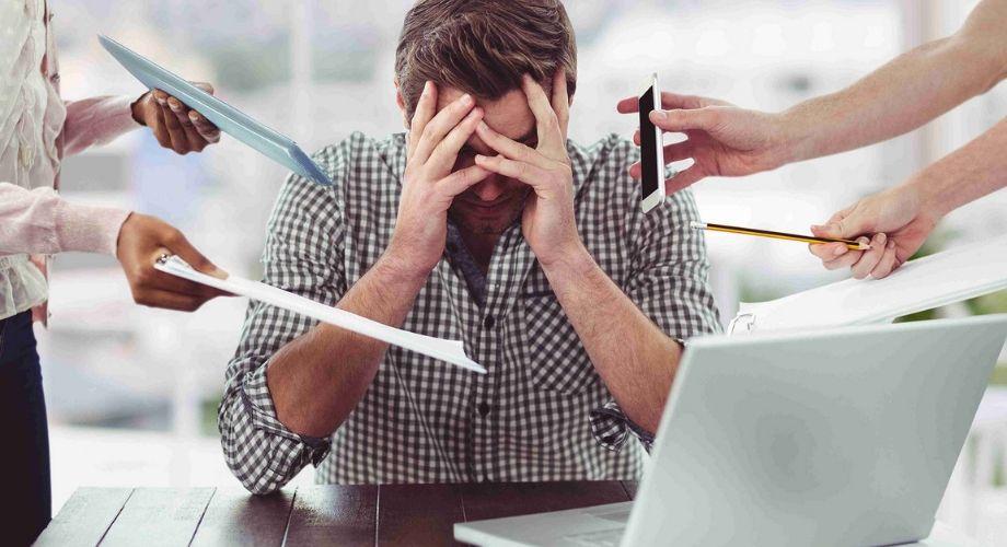 ¿Empleados estresados? Pon en práctica estas actividades
