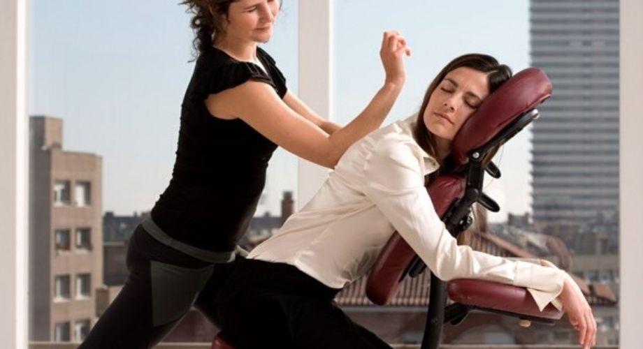 Masajes en oficina: cómo contratar al mejor proveedor